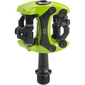 iSSi Flash II Pedale lime green